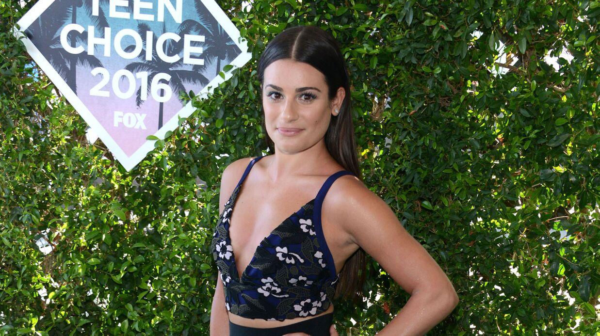 PHOTOS Lea Michele entièrement nue pour la couv' de Women's Health