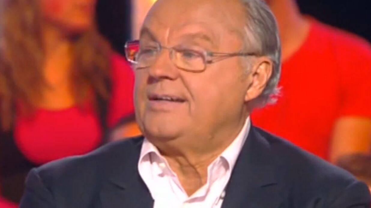 Gérard Louvin fait son coming-out en direct sur D8