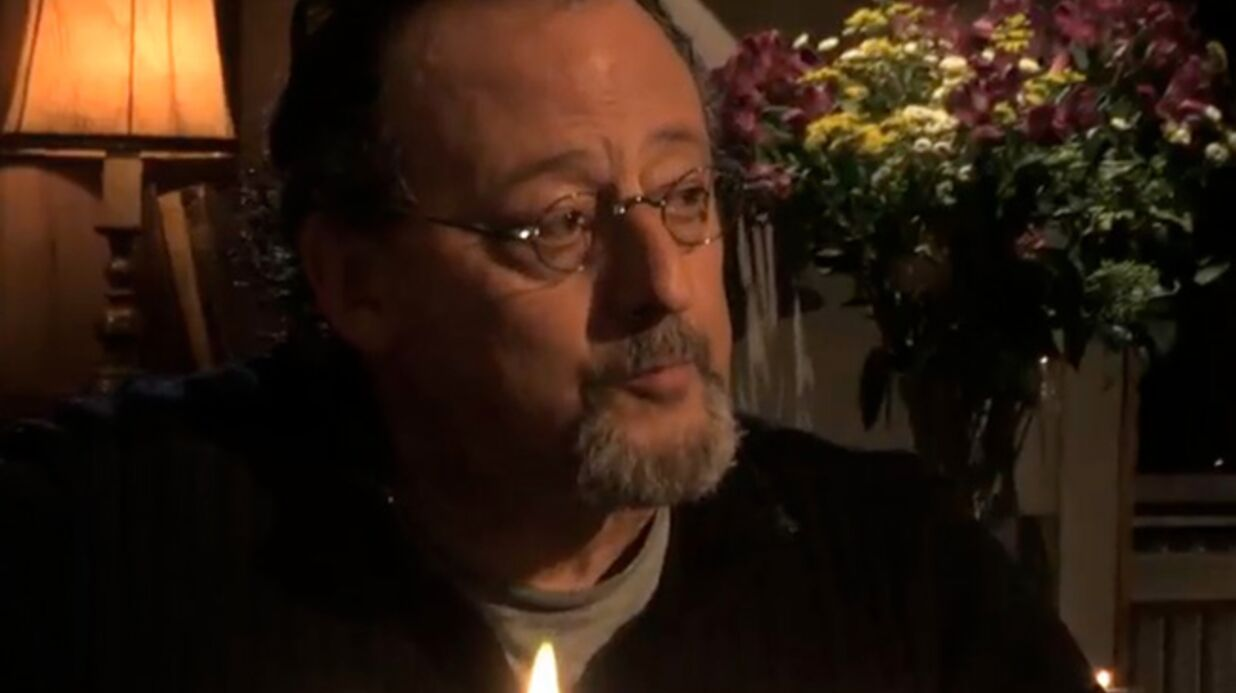VIDEO Jean Reno raconte son passage à vide person­nel après Le Grand Bleu