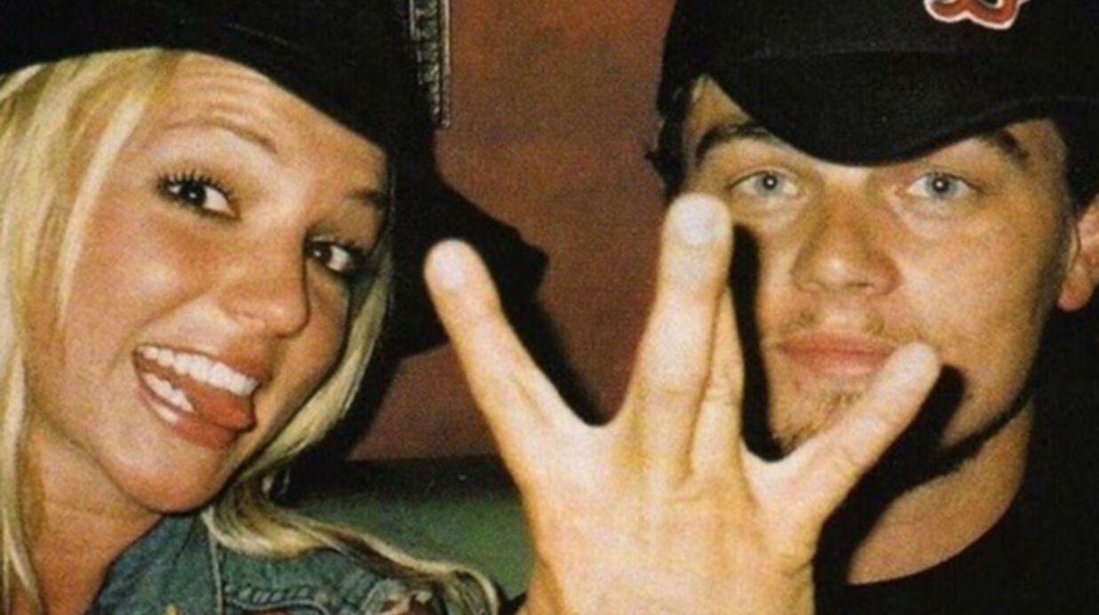 PHOTO Britney partage un selfie vintage avec Leonardo DiCaprio