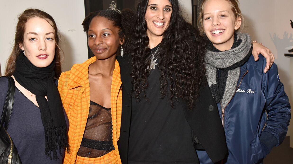 DIAPO Roxane Depardieu: une réunion d'enfants de stars pour l'exposition de la fille de l'acteur