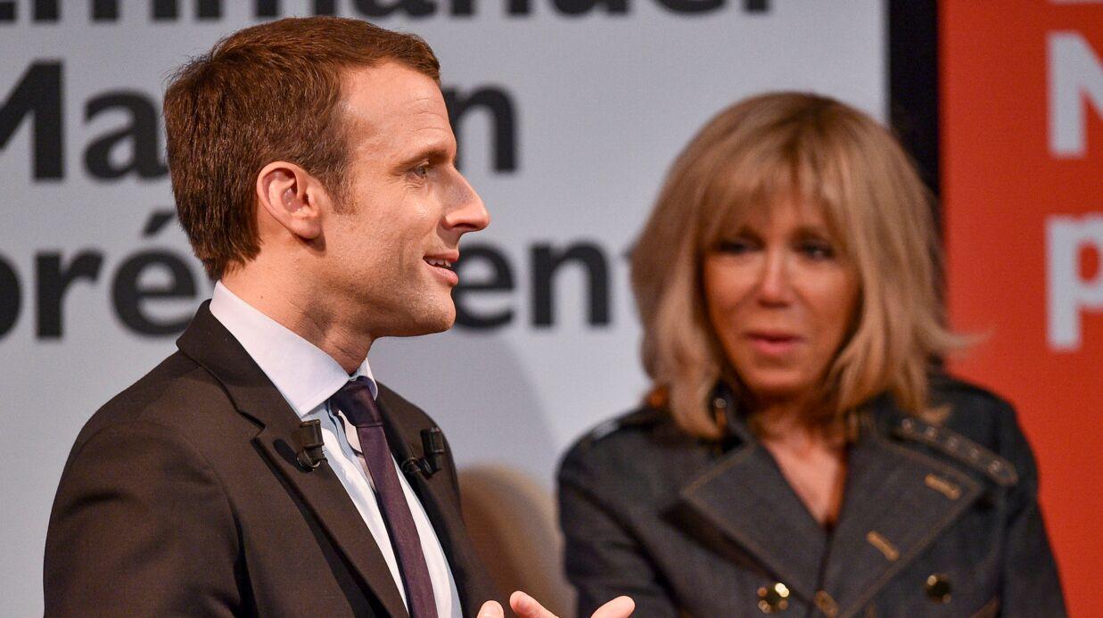 Emmanuel Macron: sa mère pensait qu'il était amoureux de la fille de sa compagne