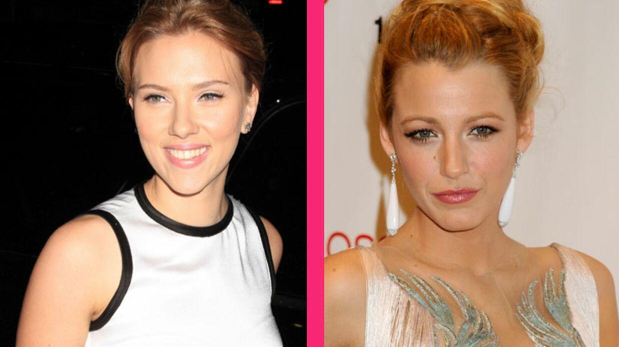 Mais pourquoi Scarlett Johansson déteste Blake Lively?