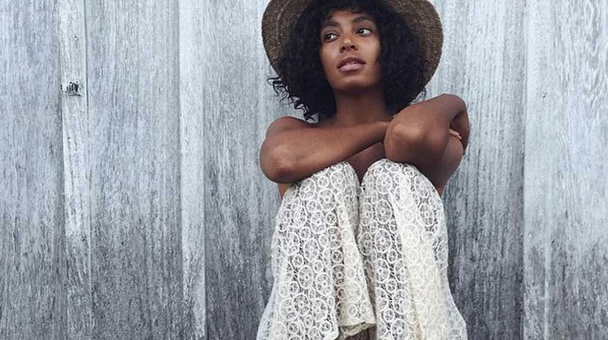 Solange Knowles poste des photos de sa lune de miel et ça fait rêver