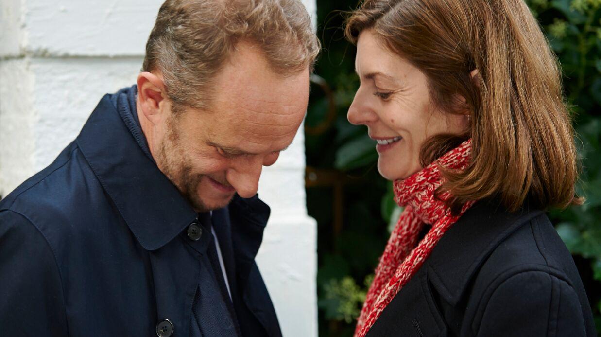Benoît Poelvoorde officialise sa love story avec Chiara Mastroianni