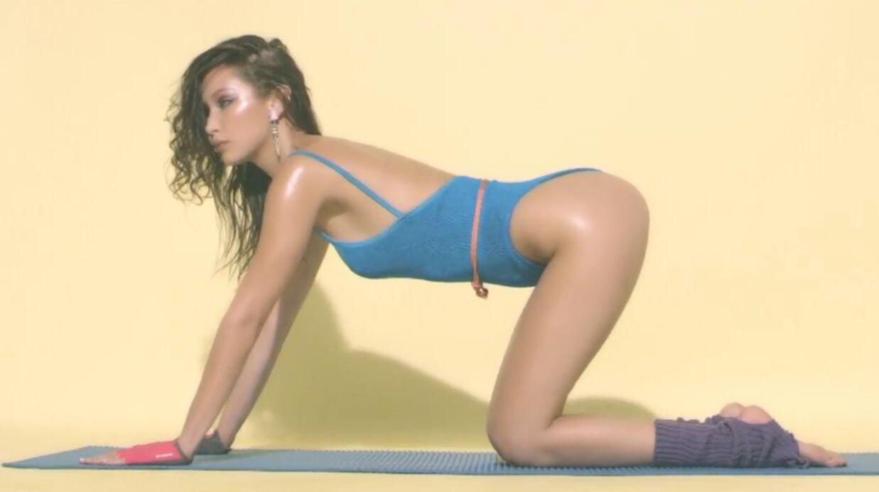 VIDEO Bella Hadid torride pour le calendrier de l'avent sexy de LOVE Magazine