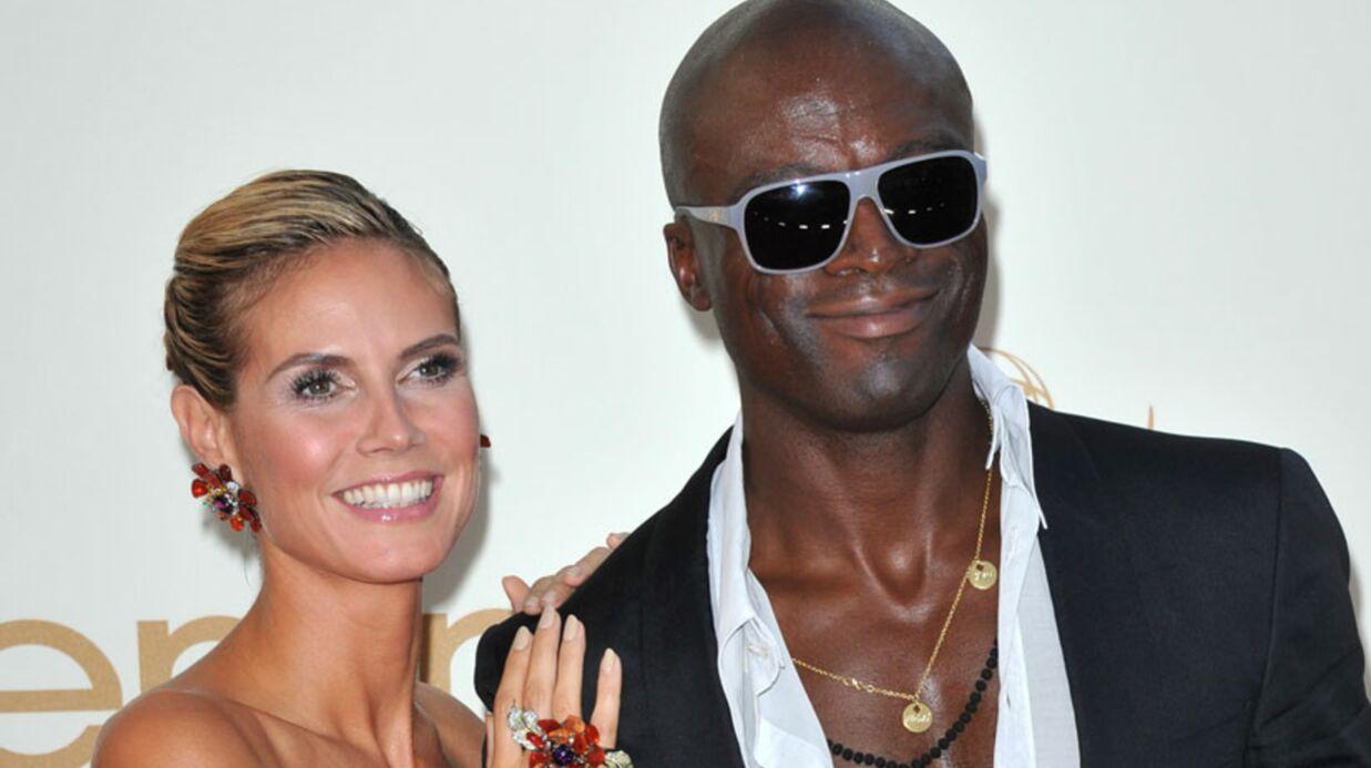 Heidi Klum sort du silence après sa séparation avec Seal