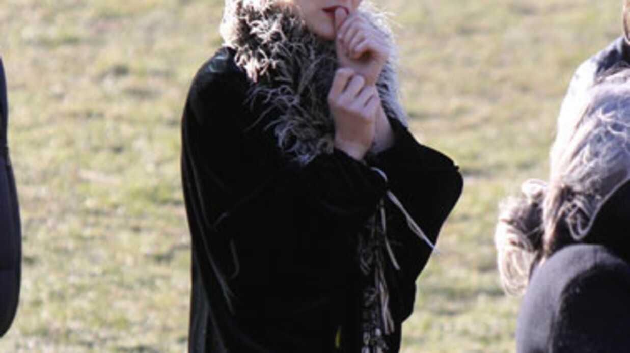 PHOTOS Marion Cotillard en prostituée pour un tournage