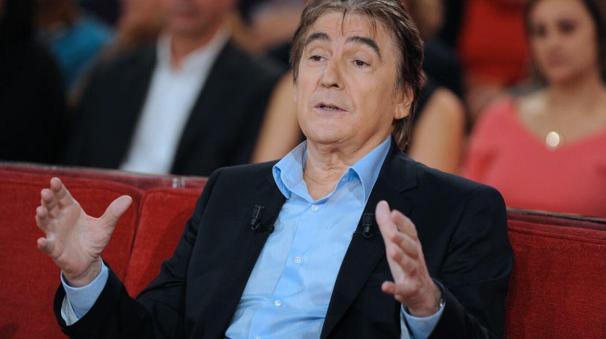 Serge Lama s'en prend à Sardou et Gainsbourg
