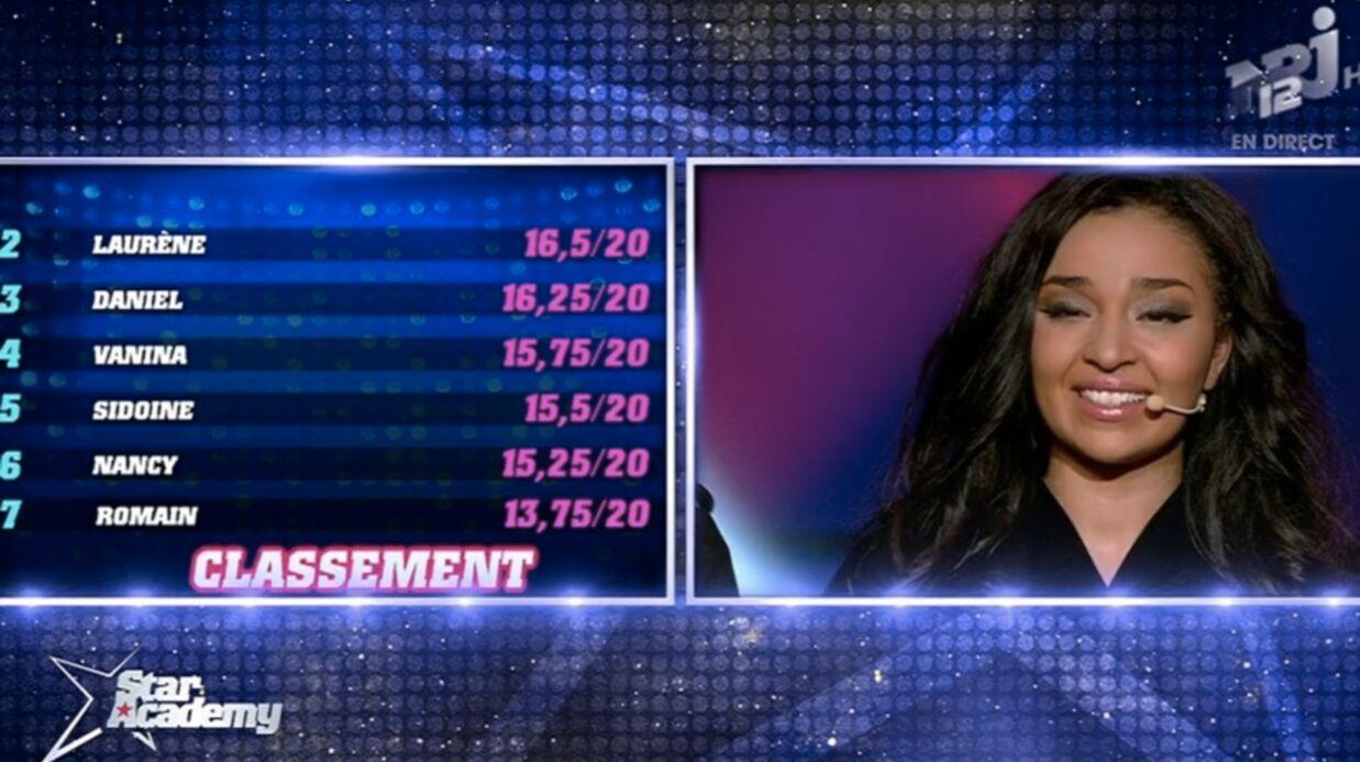 Star Academy: Nancy éliminée après le prime de la fight