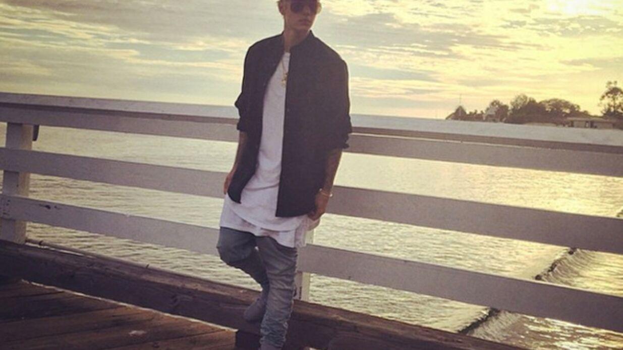Justin Bieber a arrêté la drogue et l'alcool