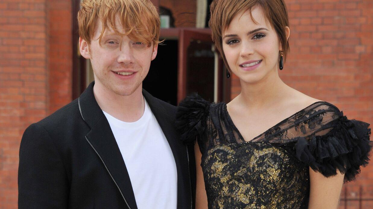 Rupert Grint hanté par son baiser avec Emma Watson!
