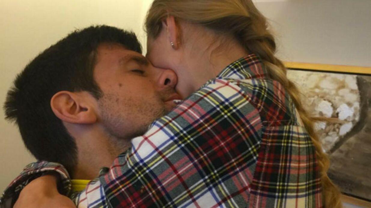 Novak Djokovic: impatiente de le retrouver, sa femme lui fait une belle déclaration d'amour