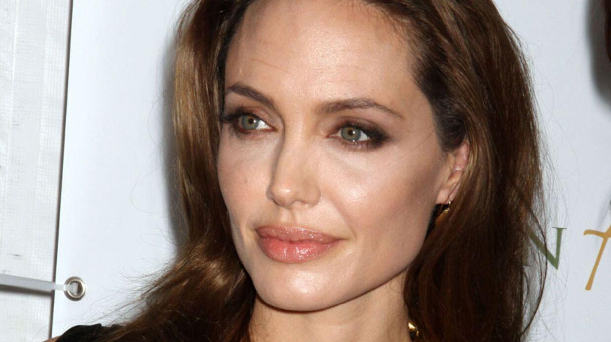 Pour Angelina Jolie, Madonna n'aurait «pas de talent»