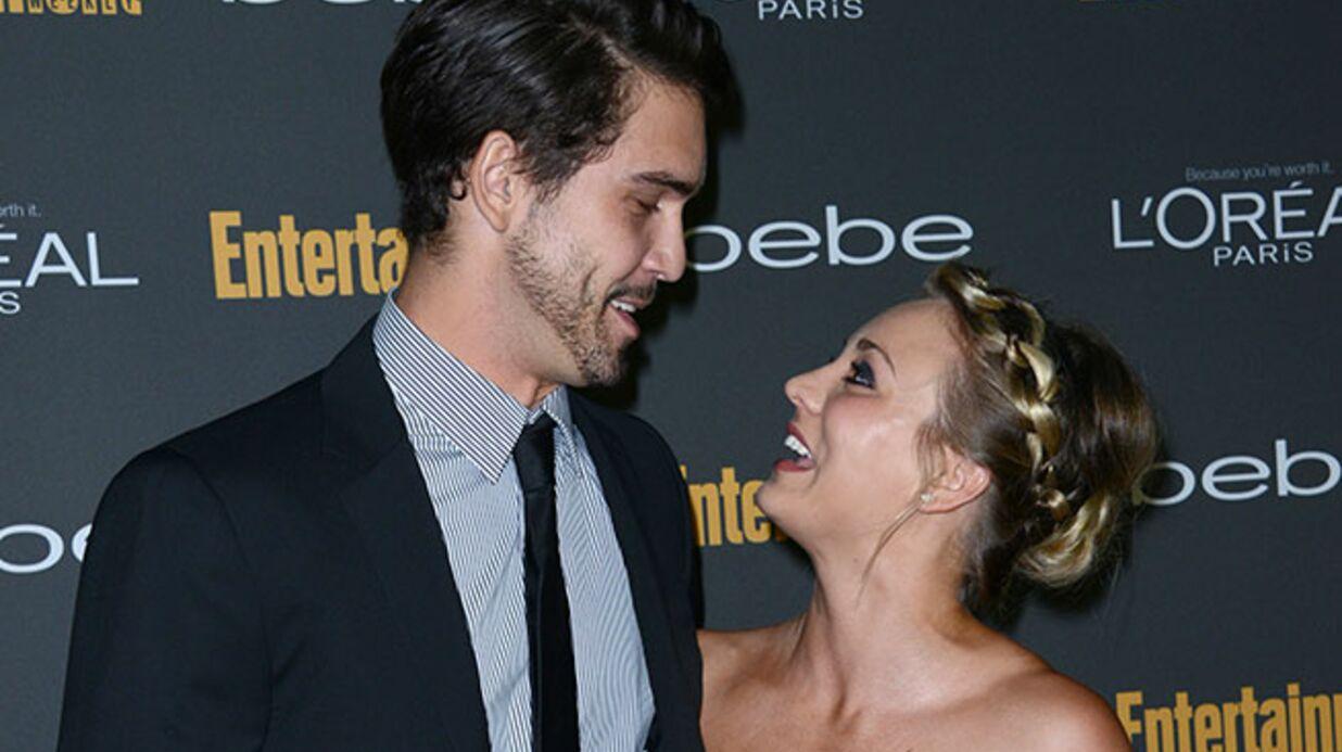 Kaley Cuoco a épousé Ryan Sweeting