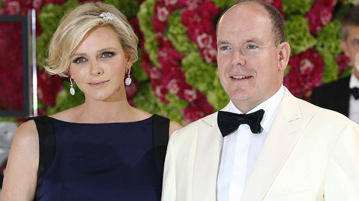Jumeaux de Monaco: le prince Albert évoque ses bébés dans ses voeux