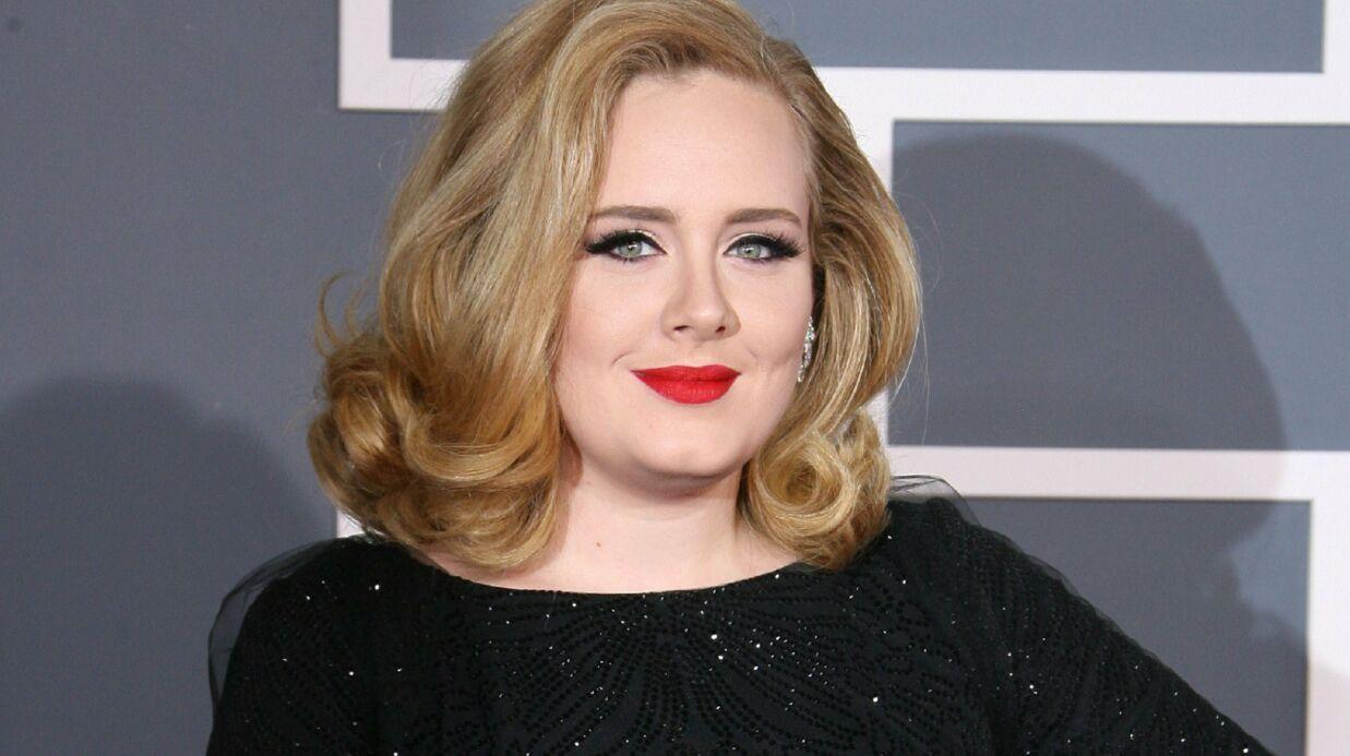 Adele n'a pas pu se marier pour Noël, elle veut maintenant une cérémonie en Angleterre