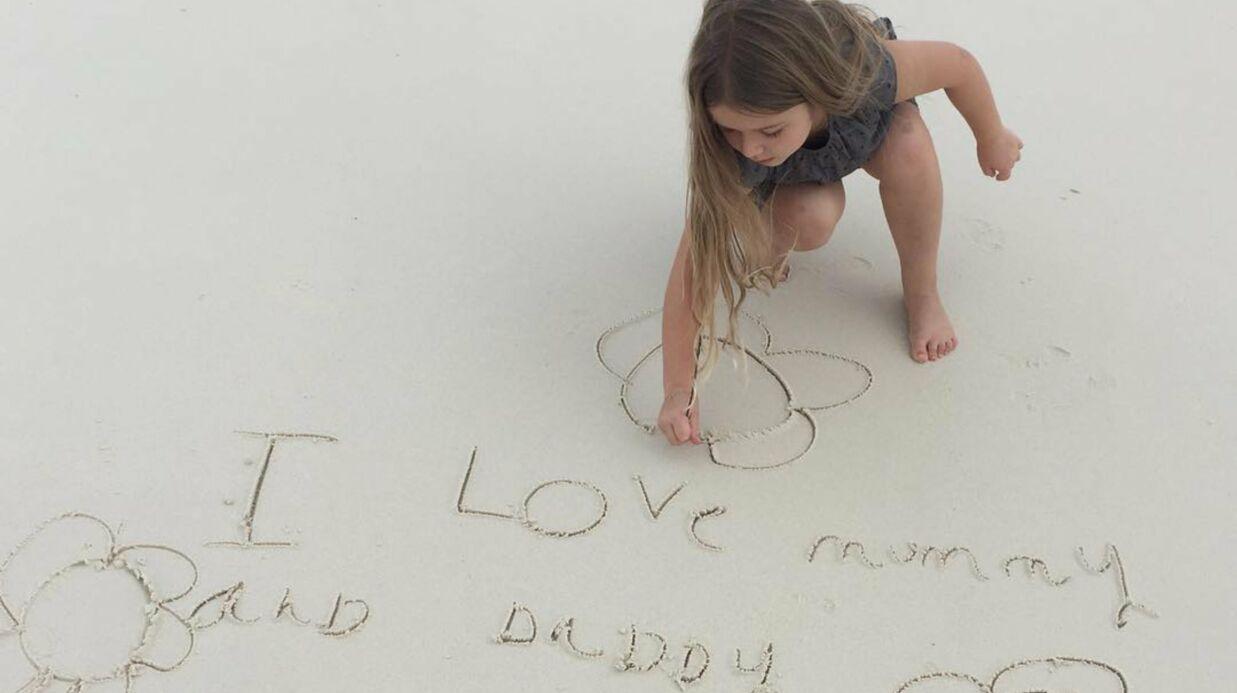 PHOTO Victoria Beckham: un adorable message de sa fille Harper fait fondre les internautes