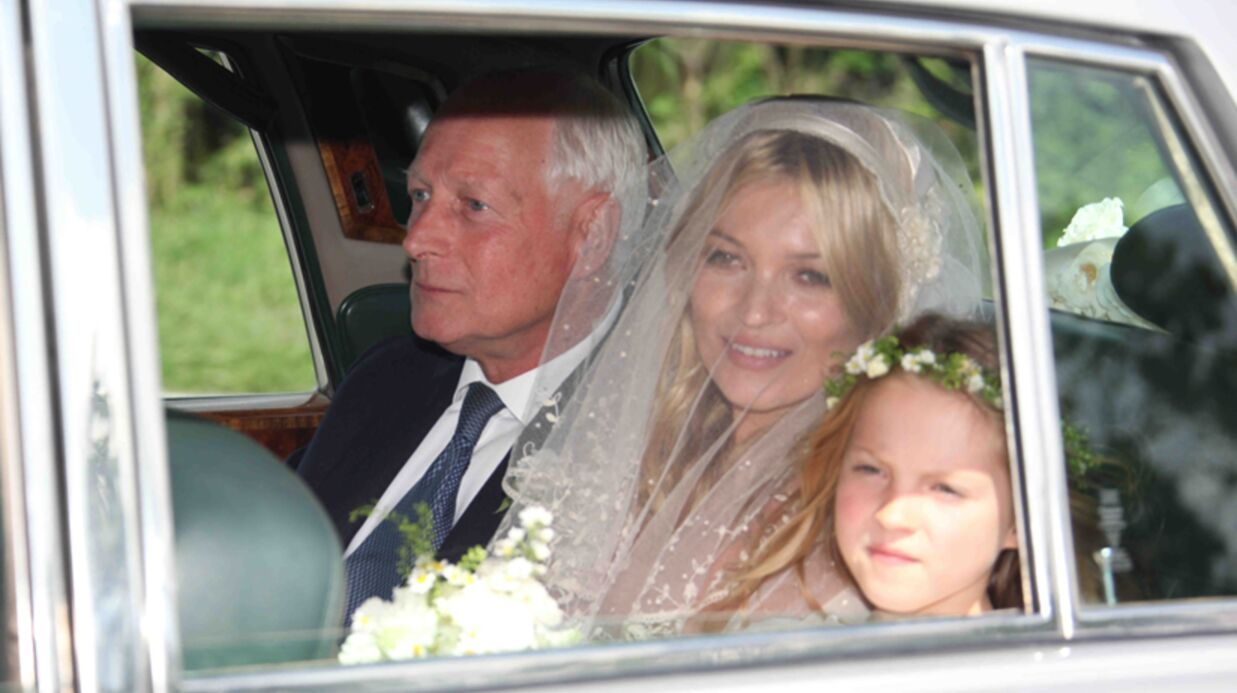 DIAPORAMA: Toutes les photos du mariage de Kate Moss
