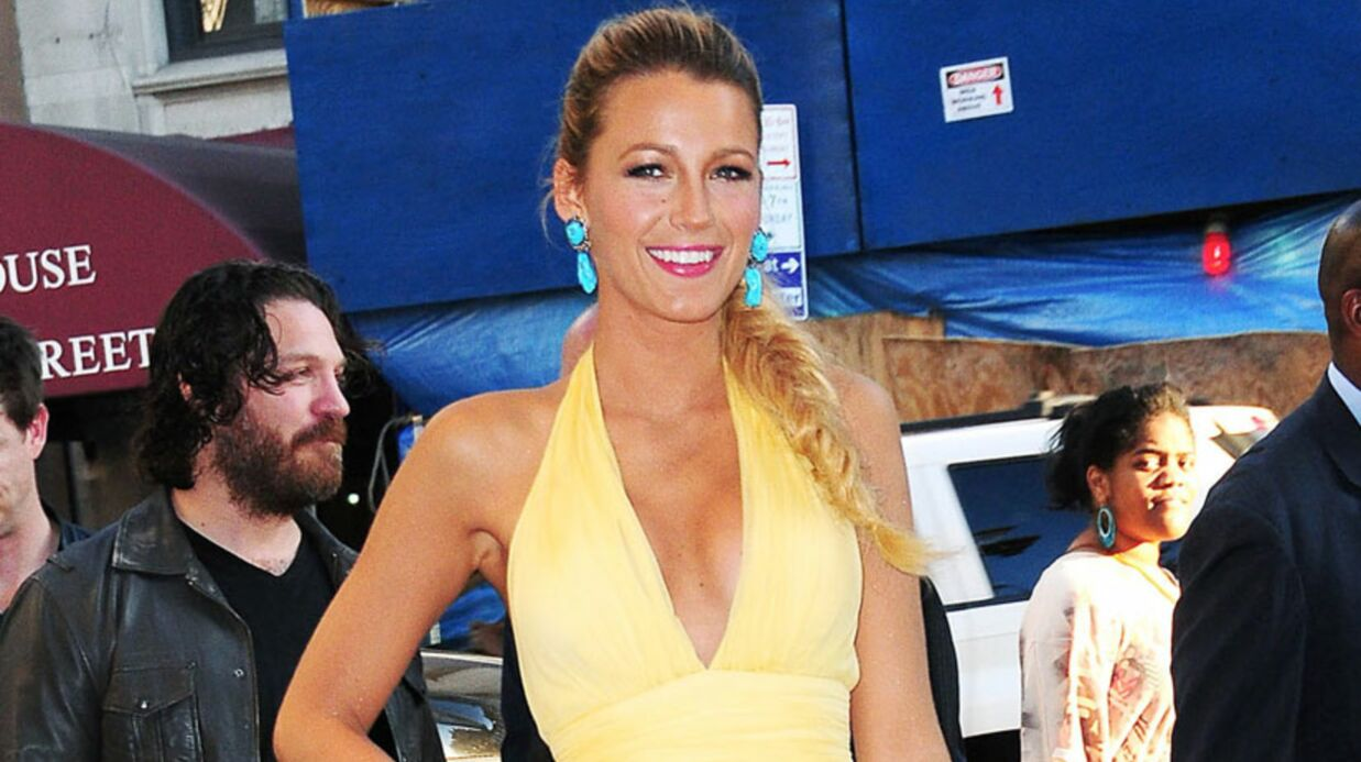Blake Lively : son impro­bable secret minceur