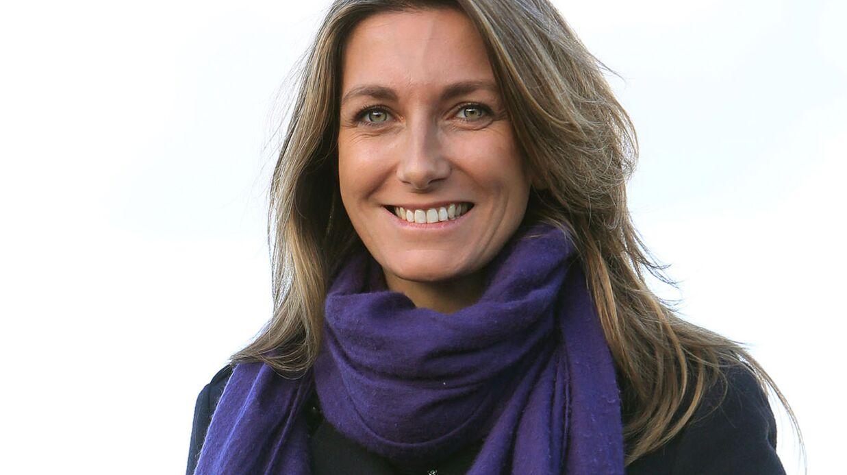 Anne-Claire Coudray, la remplaçante de Claire Chazal, rêve de fonder une famille