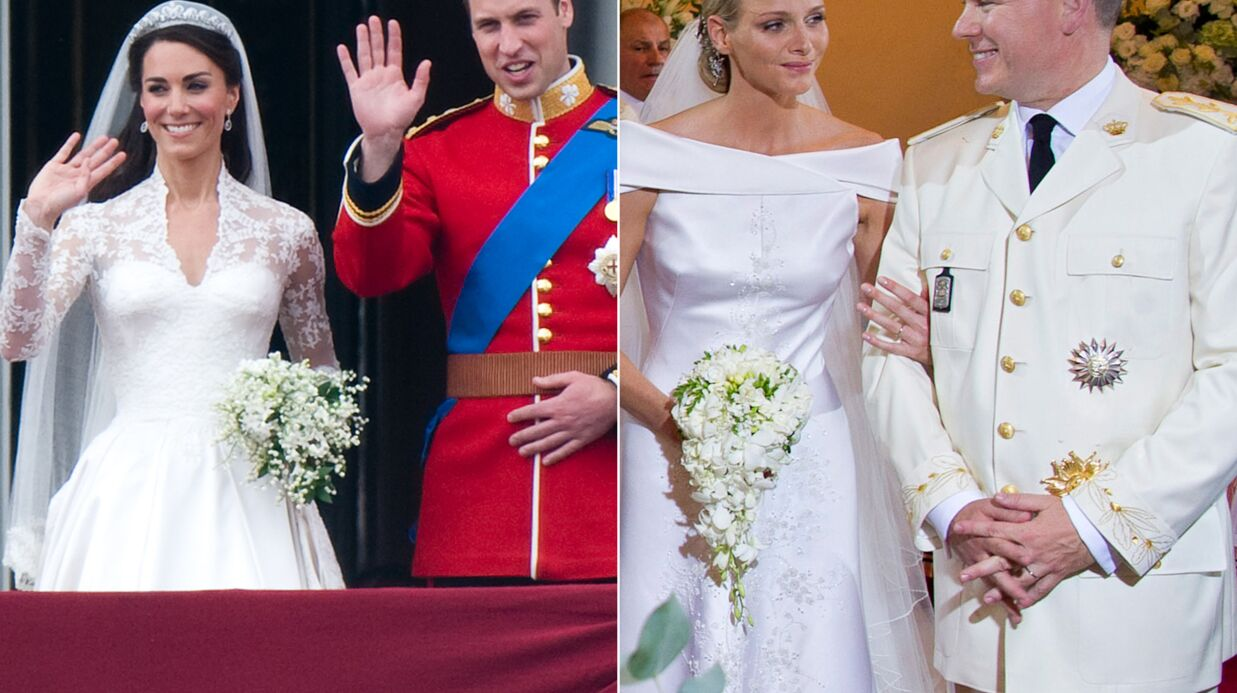 DIAPO Les princes et princesses qui se sont unis à des roturiers