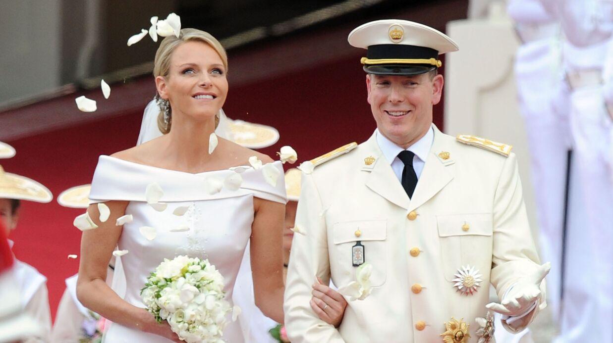 Charlène et Albert de Monaco fêtent leurs 5 ans de mariage, retour en images sur ce conte de fées