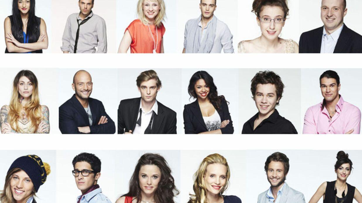 Secret Story 6: les portraits des candidats