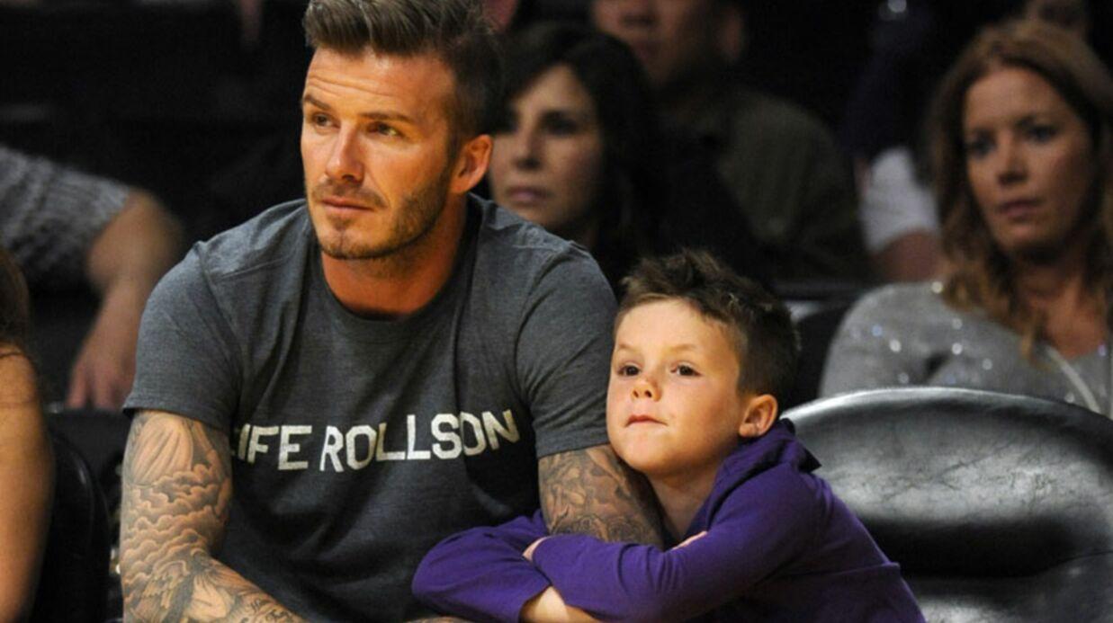 David Beckham prêt à avoir deux enfants en plus, pas Victoria