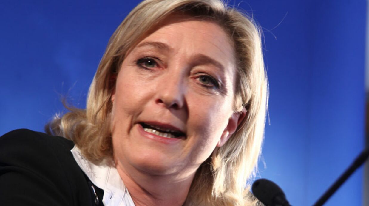 Madonna en Marine Le Pen et en Hitler pour son concert