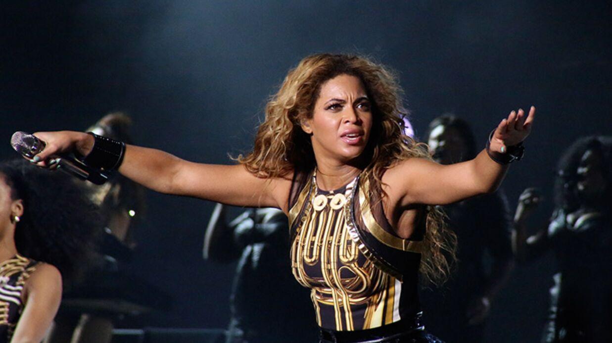 Beyoncé prouve par l'image qu'elle n'est pas enceinte