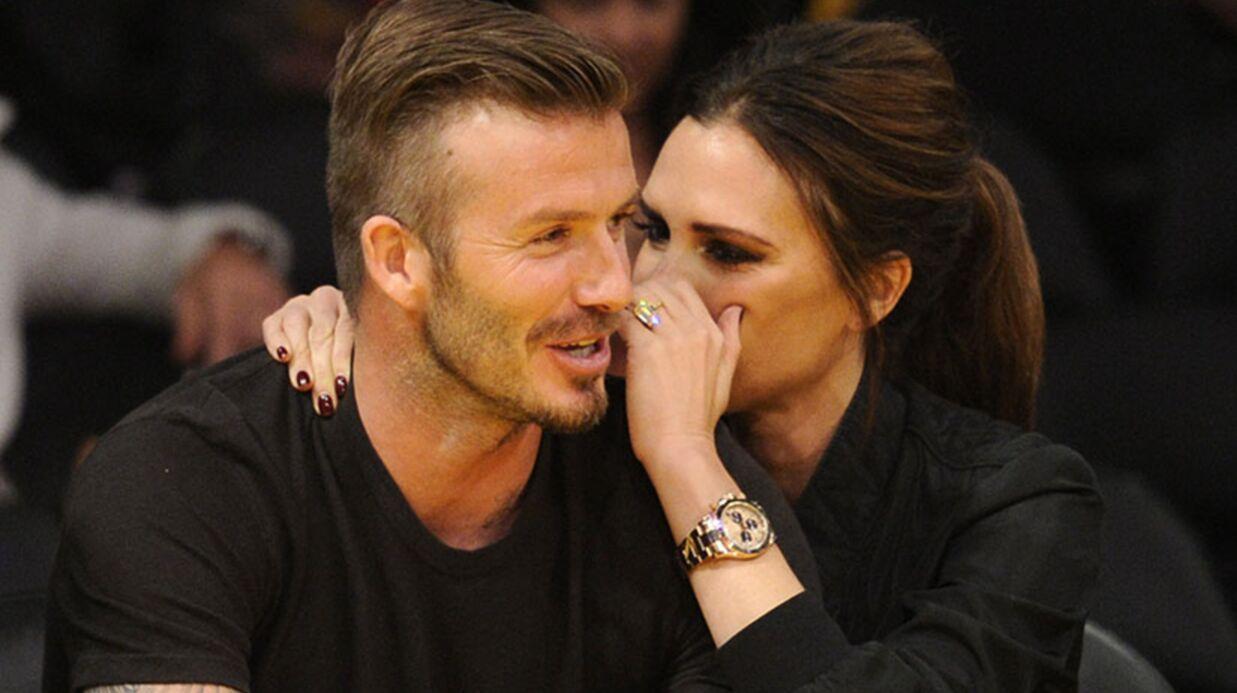 VIDEO David Beckham a esquivé Victoria lorsqu'il l'a rencontrée
