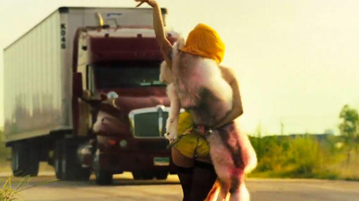 VIDEO La première apparition au cinéma de Lady Gaga