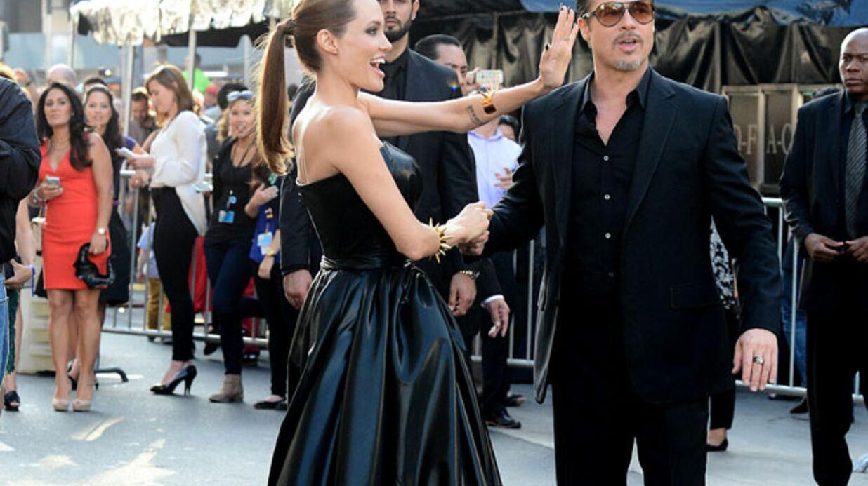 Angelina Jolie et Brad Pitt espèrent que leurs enfants ne seront pas acteurs