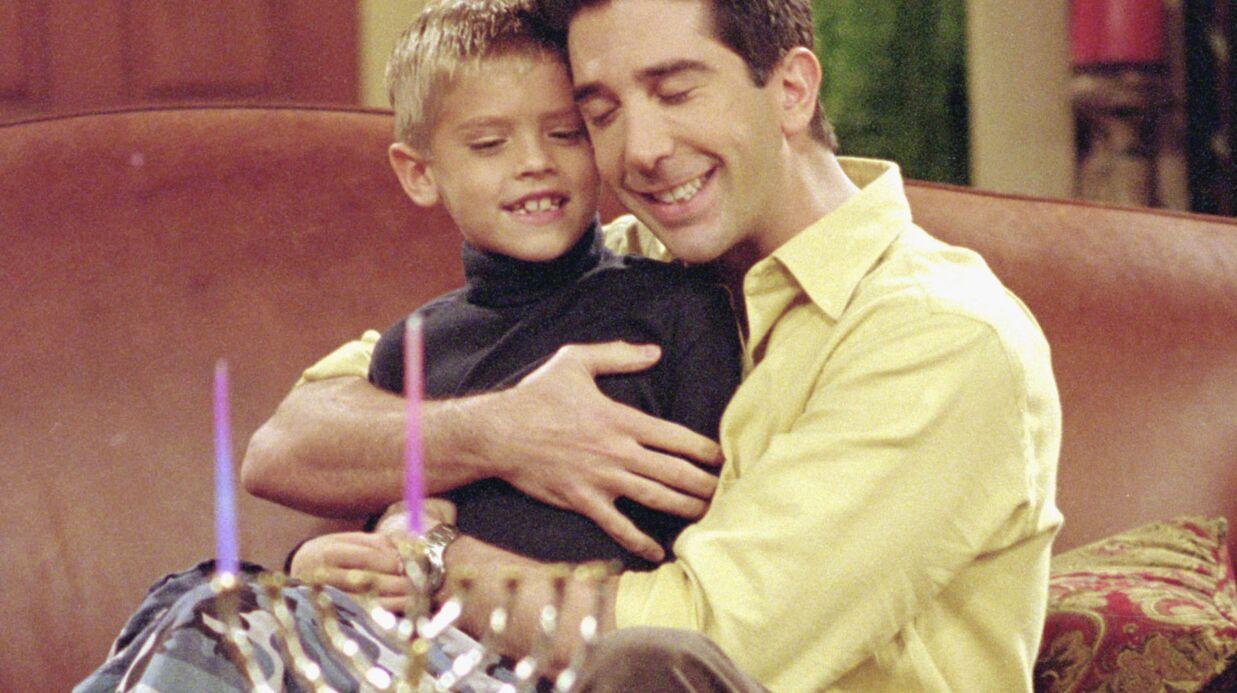 PHOTOS Découvrez ce qu'est devenu Ben, le fils de Ross Geller dans Friends