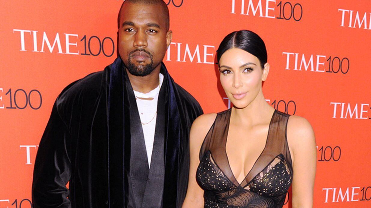 Kim Kardashian est enceinte de son deuxième enfant