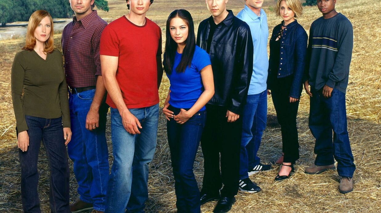 DIAPO Smallville: que sont devenus les acteurs de la série?