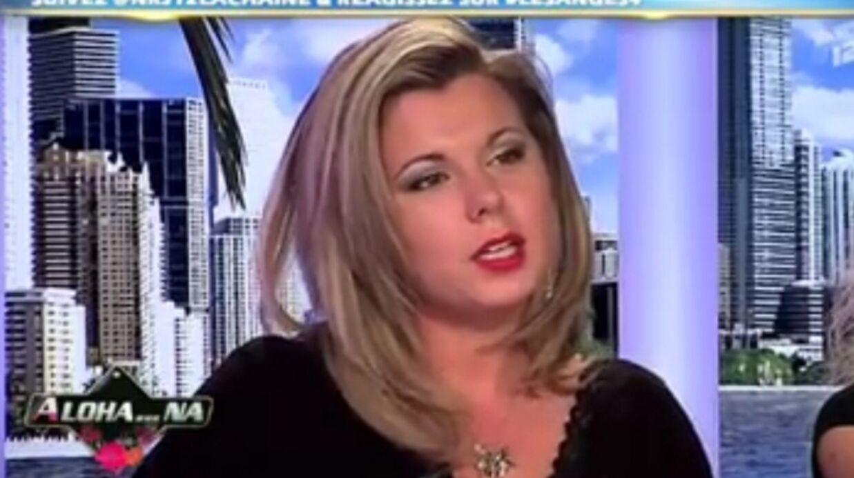 Clash entre Loana et Cindy Lopes sur NRJ 12
