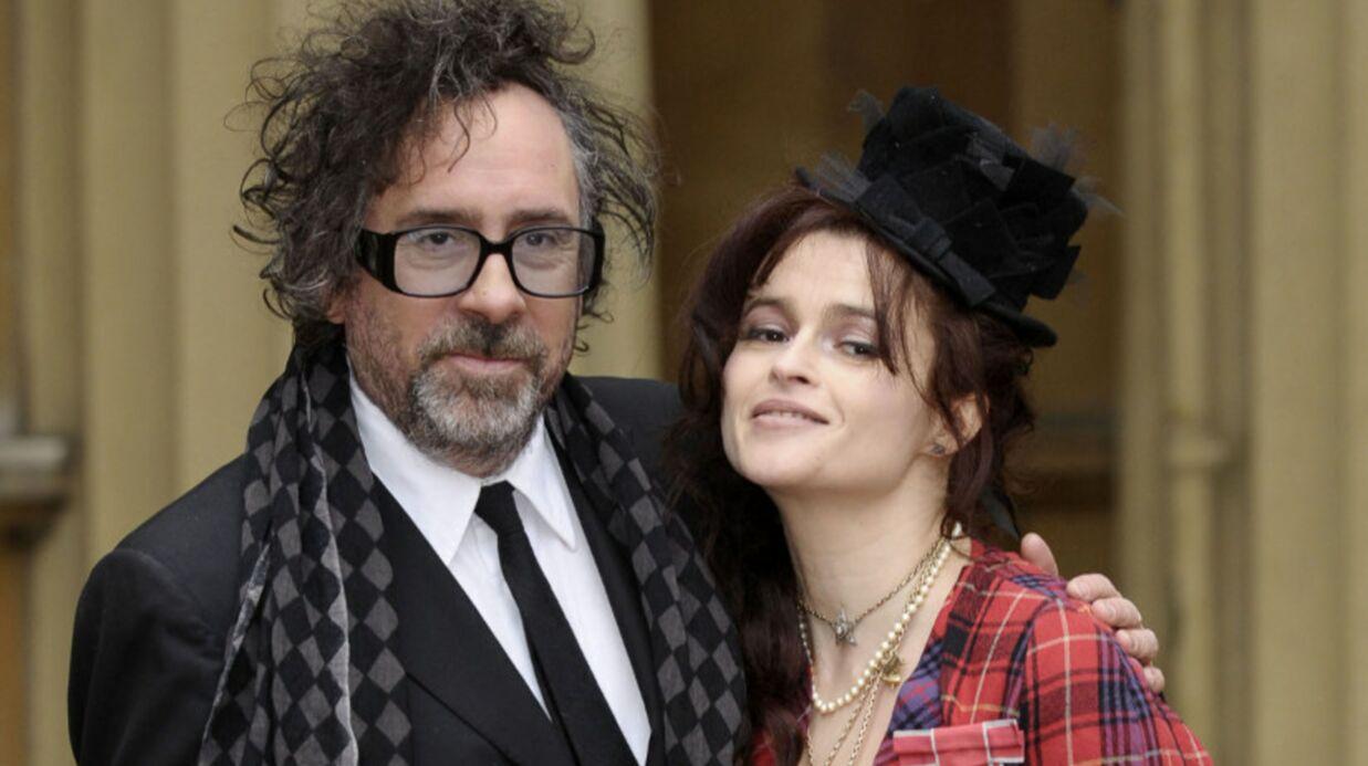 Tim Burton distribue des cartons rouges à sa femme