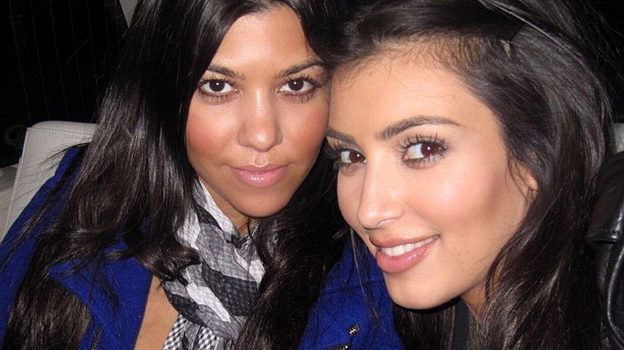PHOTOS Kim Kardashian presque méconnaissable sur d'anciens selfies
