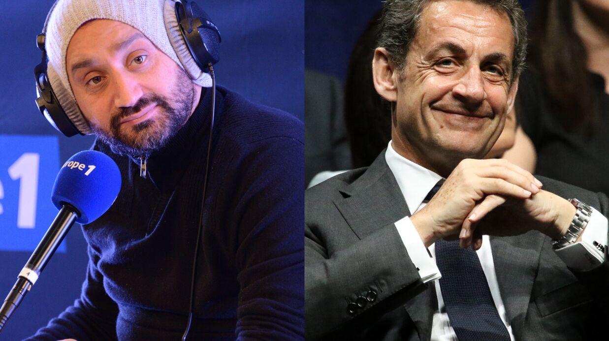 Nicolas Sarkozy relève le défi de Cyril Hanouna et lui lance une invitation