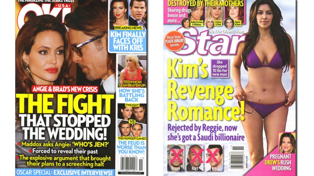 En direct des US: le mariage de Brad Pitt et Angelina Jolie est compromis…