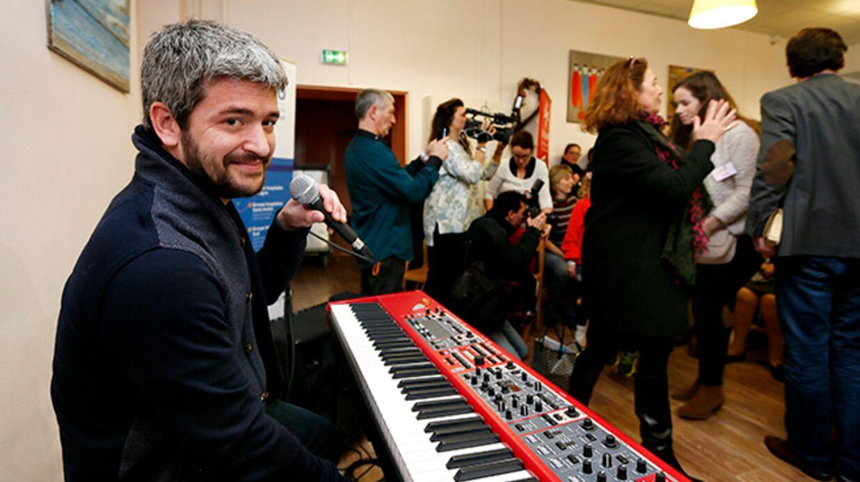 Le chanteur Grégoire s'engage en politique