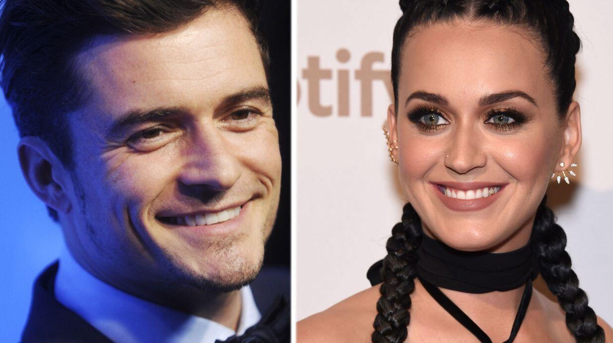 Katy Perry et Orlando Bloom: leurs premières vacances en amoureux