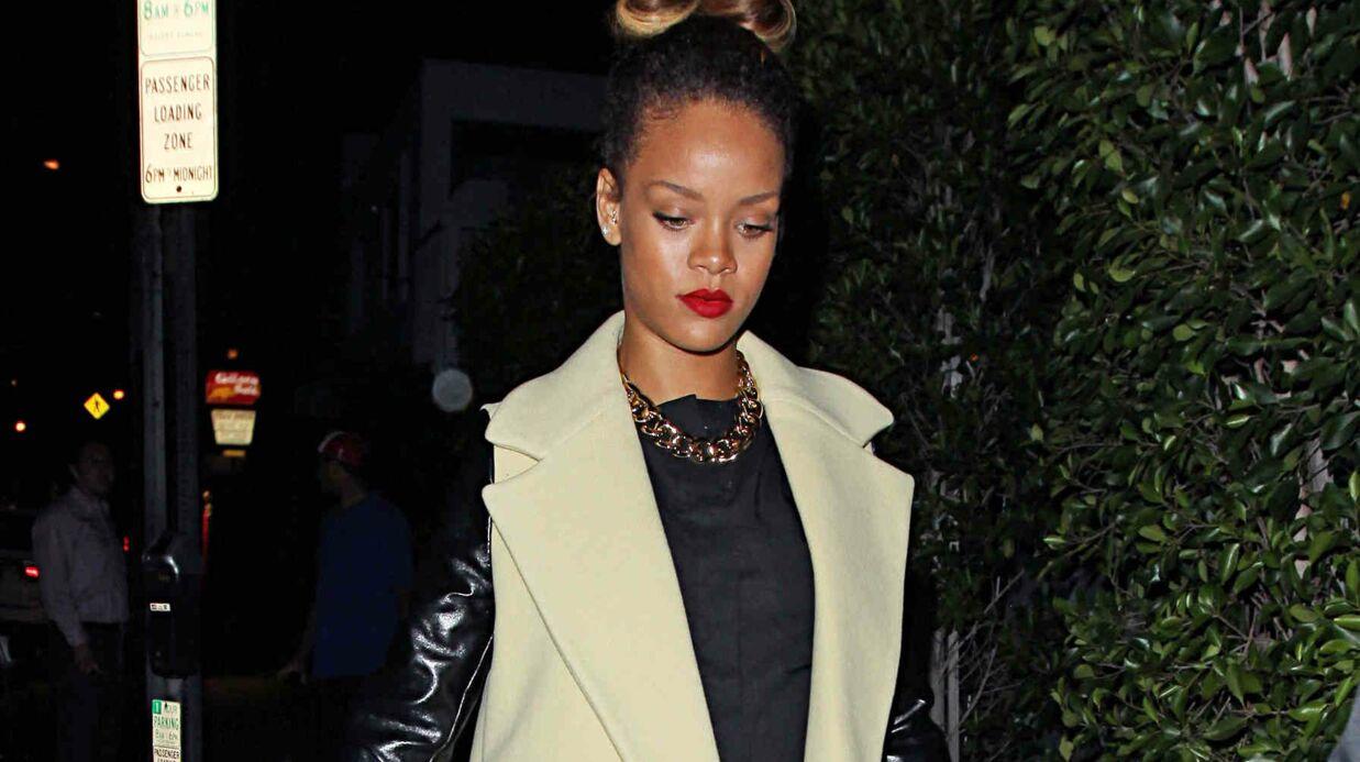 Rihanna hospitalisée en Suède, concert annulé