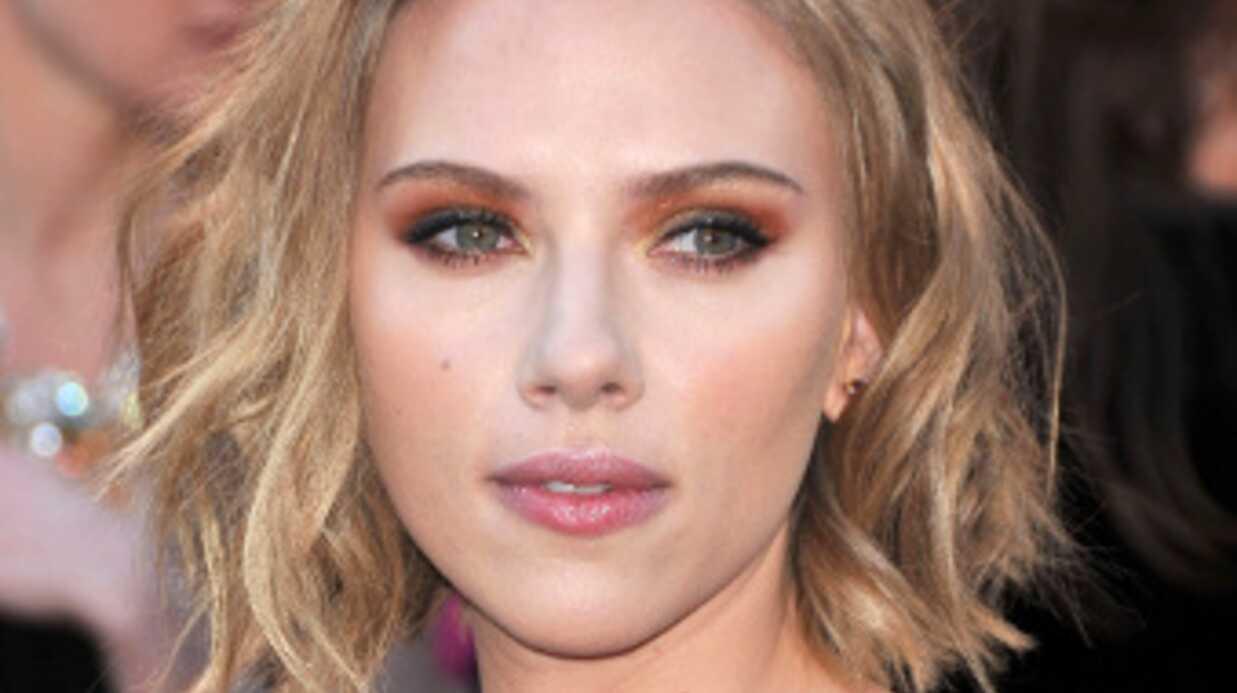 Scarlett Johansson: les sexpics étaient pour Ryan Reynolds