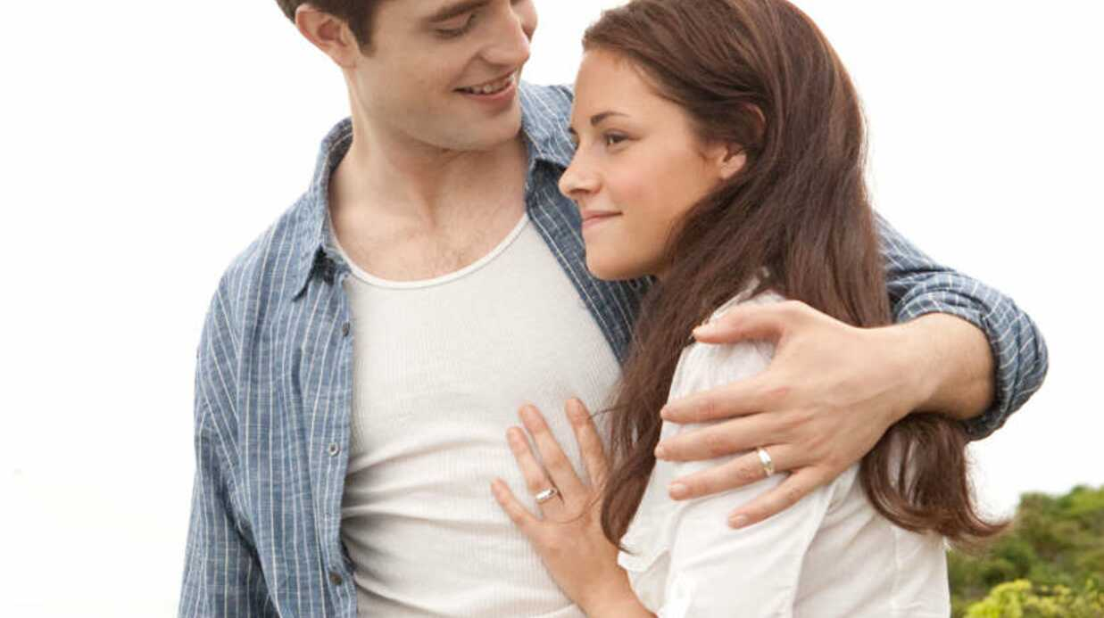 Robert Pattinson et Kristen Stewart «techniquement mariés»