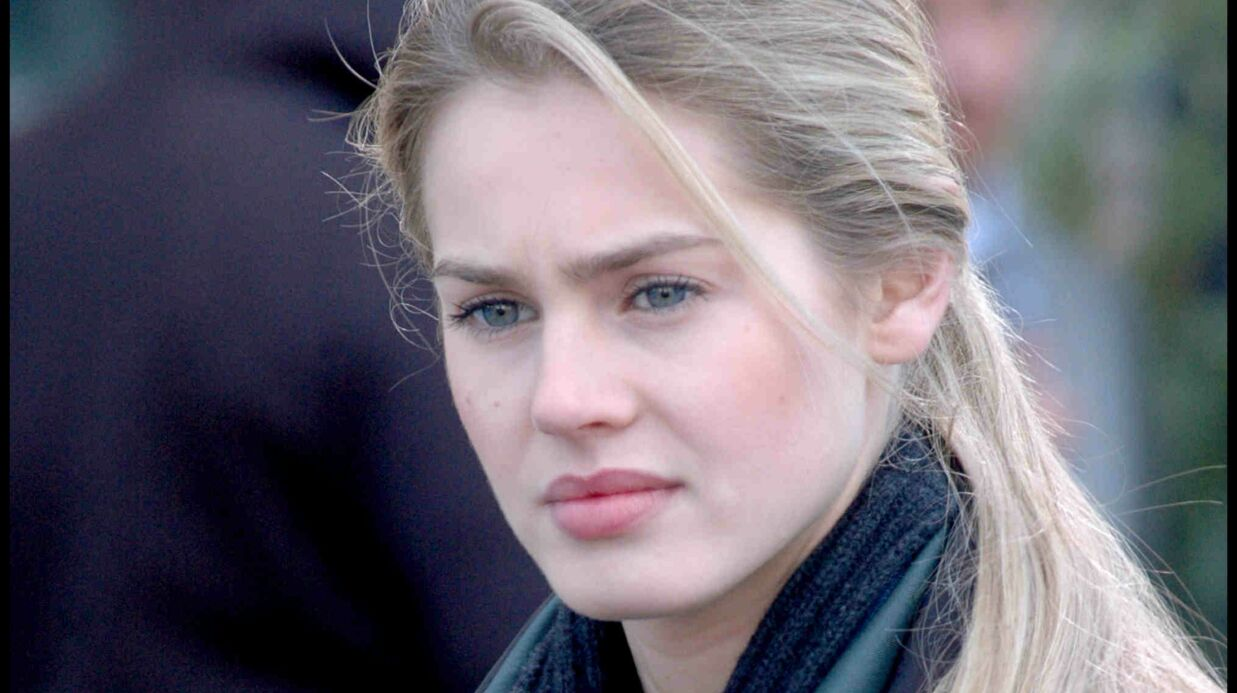 Le visage d'Alice virée pour sa liaison avec un Khadafi
