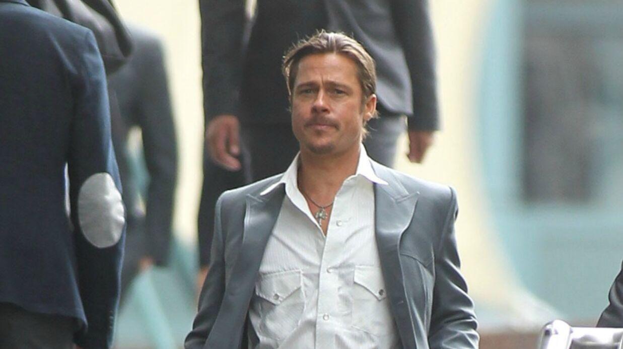 Brad Pitt en campagne pour le mariage gay et Obama