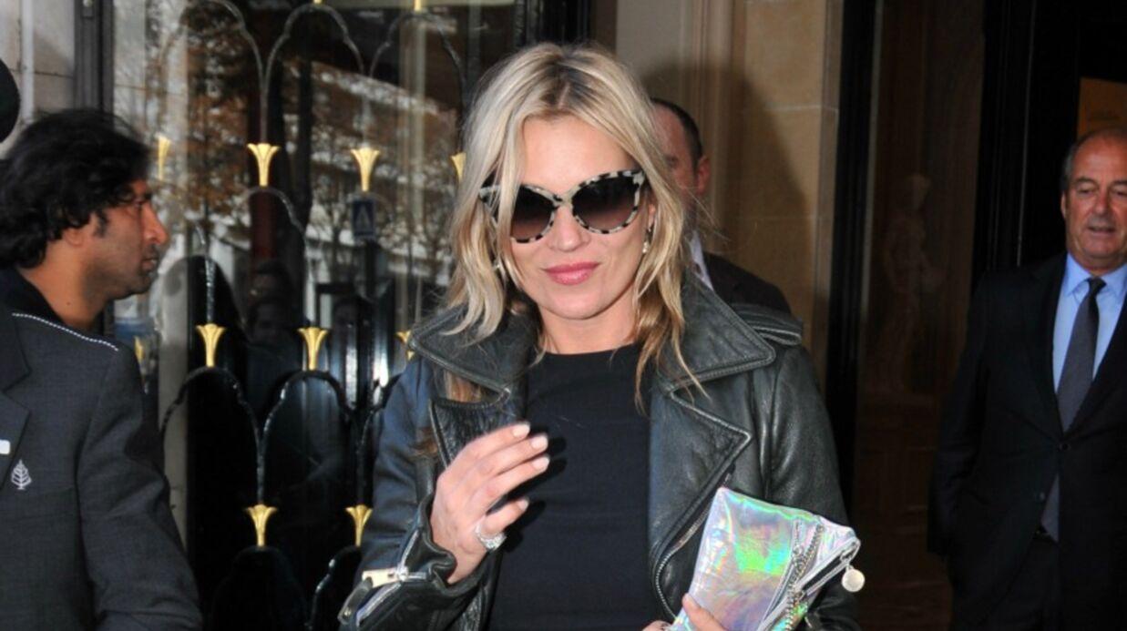 Kate Moss revient sur son passé difficile
